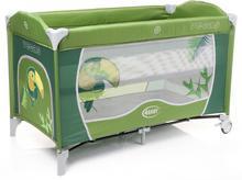 4Baby łóżeczko podróżne Vegas zielony