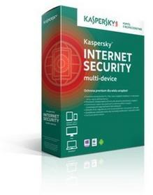 Kaspersky Internet Security 2014 (2 stan. / 1 rok) Nowa licencja
