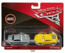 Mattel DXW02 Cars 3 - 2-pak DXW02