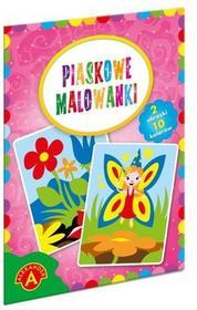 Alexander Piaskowe malowanki Wróżka kwiaty