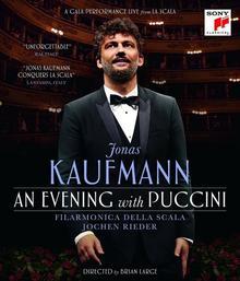 Jonas Kaufmann An Evening with Puccini Blu-ray)