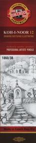 Koh-i-noor Ołówek 1860 3B