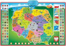 DUMEL 61171 Interaktywna mapa Polski