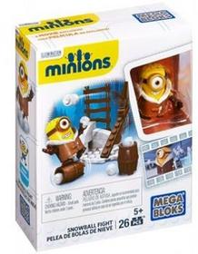 Mega Bloks Minionki minizestawy ast. CNF47/CNF48