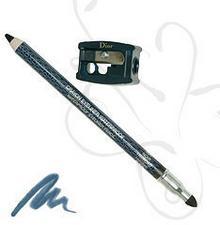 Christian Dior Crayon Eyeliner Waterproof Bleu Captivant/ Captivating Blue 254 8534-uniw
