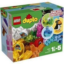 LEGO DUPLO, klocki Wyjątkowe budowle, 10865