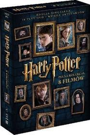 Kolekcja: Harry Potter (edycja specjalna z Księgą Artefaktów)