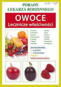 Literat Owoce Lecznicze właściwości - ANNA KUBANOWSKA
