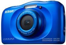 Nikon Coolpix W100 niebieski