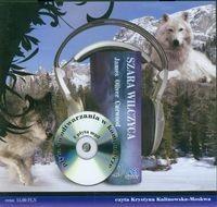 Qes Agency Szara Wilczyca (audiobook CD) - James Oliver Curwood