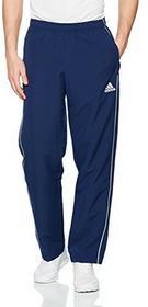Adidas Męskie spodnie zewnętrzny Core 18 - xl ciemnoniebieski/biały B078HHDVS3