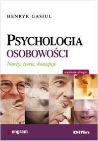 Difin Psychologia osobowości - Henryk Gasiul