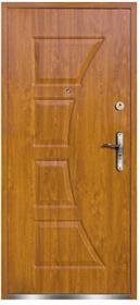 O.K.Doors Drzwi zewnętrzne stalowe 80 lewe Z15594