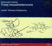 Audio Liber Trzej Muszkieterowie Audiobook Aleksander Dumas