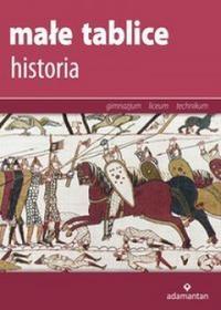 Adamantan Małe tablice Historia - Adamantan