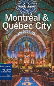 Lonely Planet Montreal and Quebec