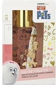 The Secret Life of Pets Eau de Toilette, 1er Pack (1X 12sztuk) PET3386