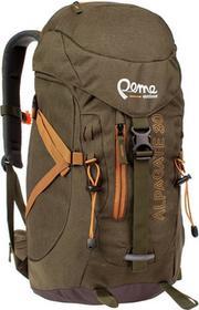 Peme Plecak trekkingowy Alpagate 30 Brązowy 5902659840936