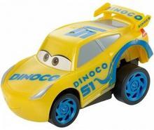 Mattel Disney Auta Cars 3 Naciśnij i Jedź Dinoco Cruz Ramirez FBG14