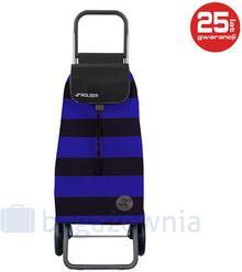 ROLSER Wózek na zakupy LOGIC RG Pack Lido Niebiesk - niebieski / czarny Wózek na zakupy LOGIC RG Pack Lido Azul/Neg