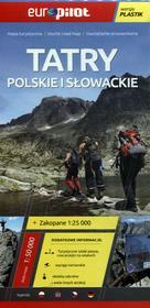 Tatry polskie i słowackie skala 1:50 000 - Praca zbiorowa