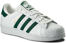 Adidas Buty Superstar CM8081 Ftwwht/Cgreen/Ftwwht