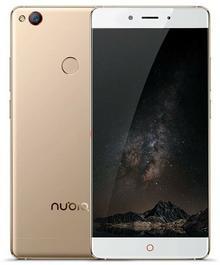 Nubia Z11 64GB Dual Sim Biało-złoty