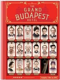 The Grand Budapest Hotel DVD) Anderson Wes
