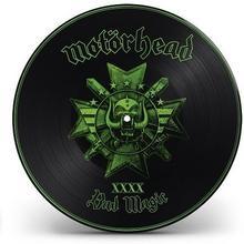 Bad Magic Green Coloured WinylLimited EditionWinyl Motorhead