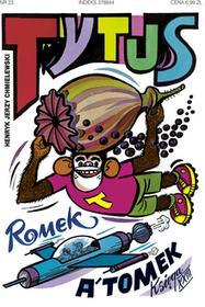Prószyński TYTUS ROMEK I ATOMEK KSIĘGA 23 - Henryk Jerzy Chmielewski