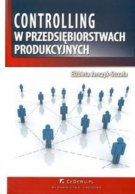 Controlling w przedsiębiorstwach produkcyjnych - Janczyk-Strzała Elżbieta
