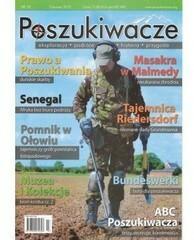 KOLTER / POLSKA Magazyn POSZUKIWACZE - Czerwiec 2013 + darmowy zwrot (POSZ.NR3.VI.2013) POSZ.NR3.VI.2013