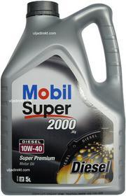 Mobil Super 2000 X1 Diesel 10W40 5l
