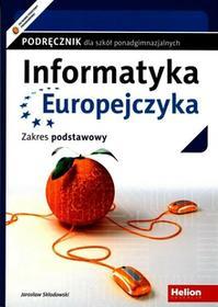 Jarosław Skłodowski Informatyka Europejczyka LO podr ZP NPP w.2015