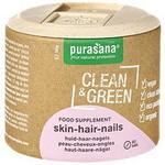 PURASANA (suplementy diety) SKÓRA - WŁOSY- PAZNOKCIE - TABLETKI BIO 36 g (60 szt.) - PURASANA BP-5400706616416