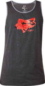 Fox podkoszulka Stenciled Tech Tank Heather Black 243) rozmiar XL