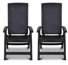 2x Krzesło ogrodowe Montreal