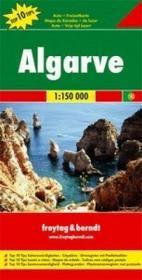 Freytag&berndt Algarve mapa 1:150 000 Freytag & Berndt - Freytag & Berndt