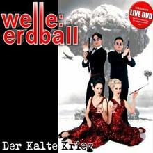 Der Kalte Krieg Limited Edition. CD  +  DVD