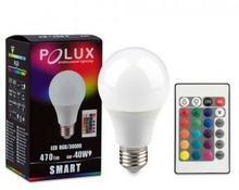 Polux Żarówka LED E27 6W 470lm 5901508306838