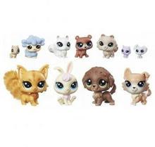 Hasbro Littlest Pet Shop Zestaw 11 figurek cuddliest