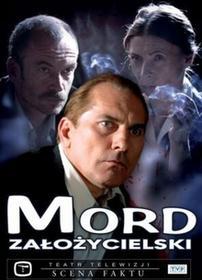 Mord założycielski DVD) Jacek Raginis Maciej Pisuk