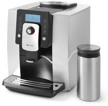 Hendi Ekspres do kawy automatyczny 1,8 l, srebrny | One Touch 208984