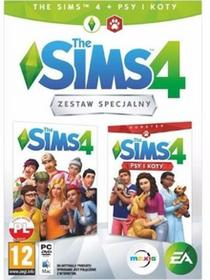 Electronic Arts The Sims 4 + Dodatek Psy i Koty PC