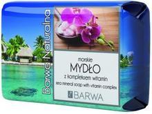 Barwa Mydło z minerałami morskimi i kompleksem witamin - Natural Soap Mydło z minerałami morskimi i kompleksem witamin - Natural Soap
