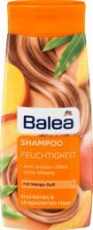 dm-drogerie markt Szampon do włosów Balea nawilżający z mango