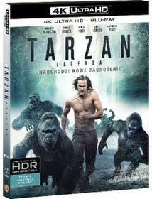Tarzan Legenda 4K Film Blu-ray GBSY34360