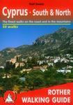 Przewodniki  Rother Cypr Bergverlag Rother Cyprus South & North