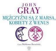 Rebis Mężczyźni są z Marsa, kobiety z Wenus (audiobook CD) - John Gray