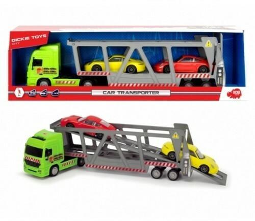 Simba Toys Auto ciężarowe Akc 45x8x13 203747005 Laweta Wb